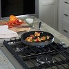 "Select by Calphalon 12"" Hard-Anodized Non-Stick Round Grill - image 3 of 4"