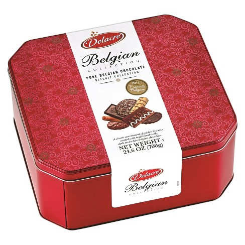 Delacre Pure Belgian Chocolate Collection - 24.6oz - image 1 of 1