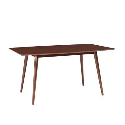 "60"" Mid-Century Dining Table - Saracina Home"