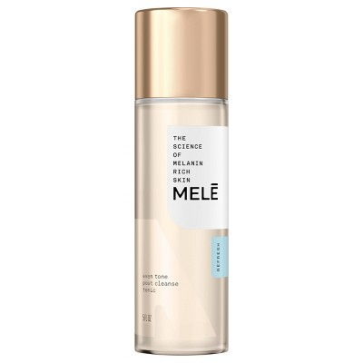 MELE Refresh Even Tone Post Cleanse Facial Tonic for Melanin Rich Skin - 5 fl oz