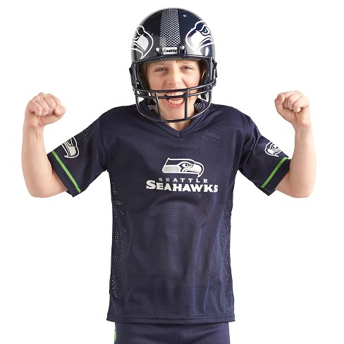 f19e38805cb2c Franklin Sports NFL Seattle Seahawks Deluxe Uniform Set : Target