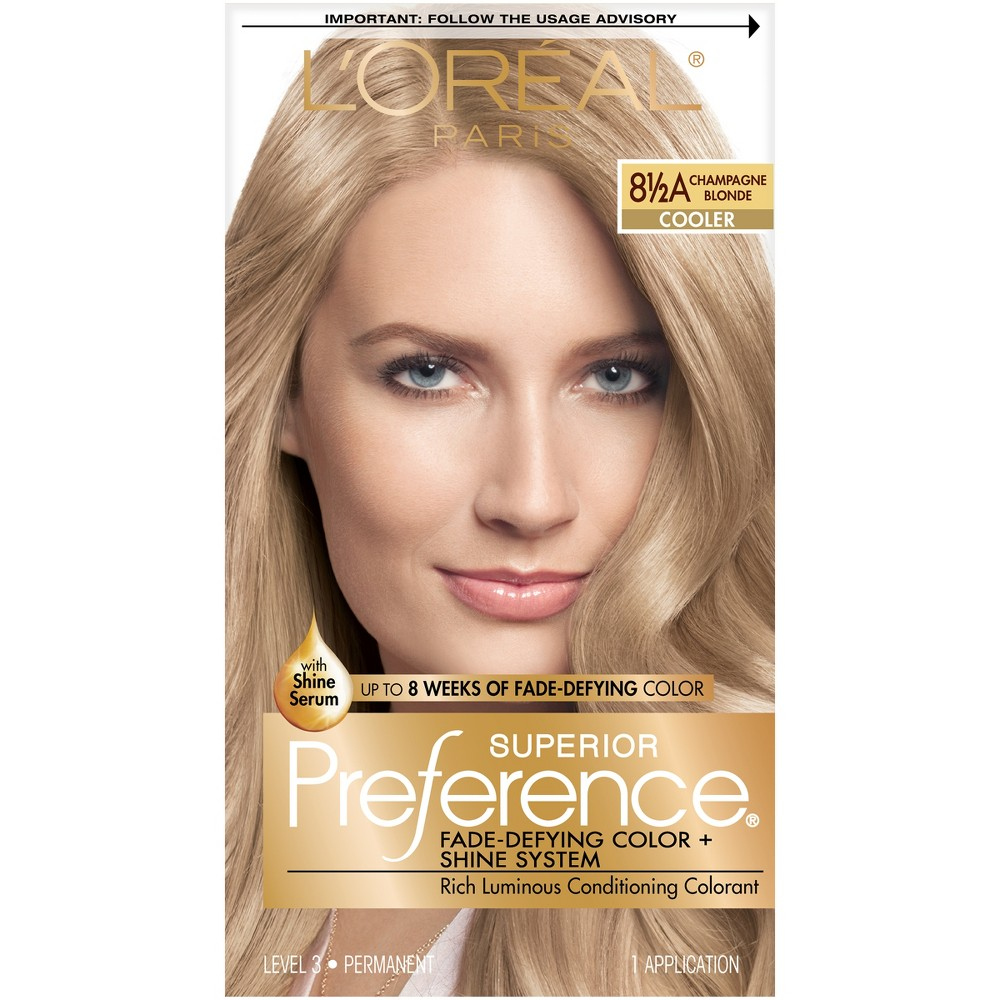 Loreal Hair Color Champagne Blonde Hair Color Compare Prices At