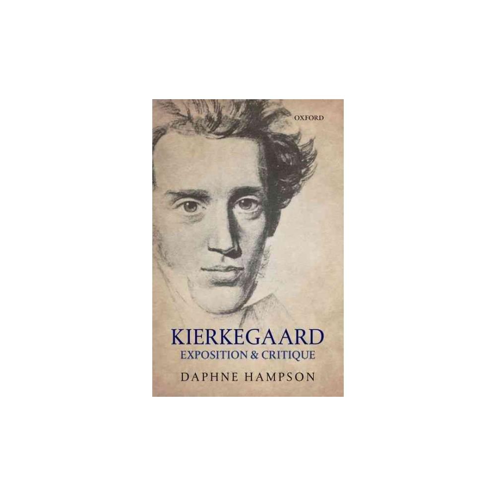 Kierkegaard (Reprint) (Paperback)