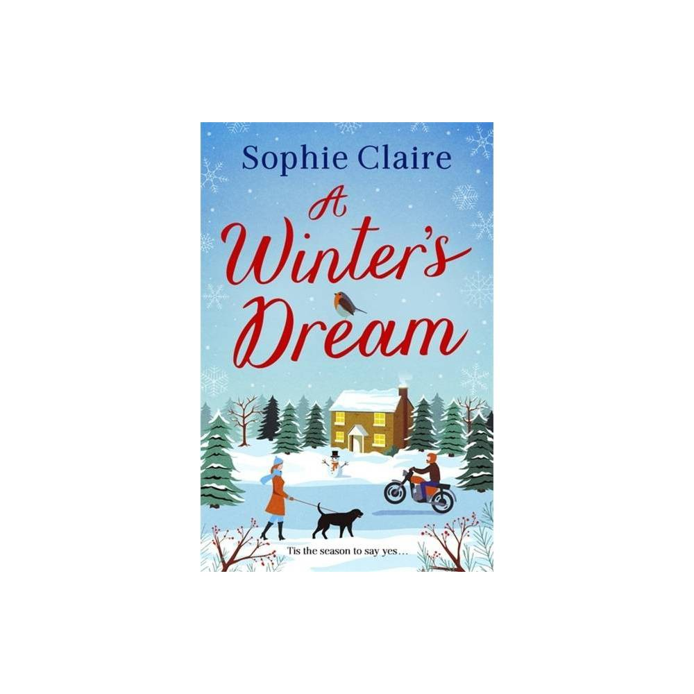 A Winter S Dream By Sophie Claire Paperback