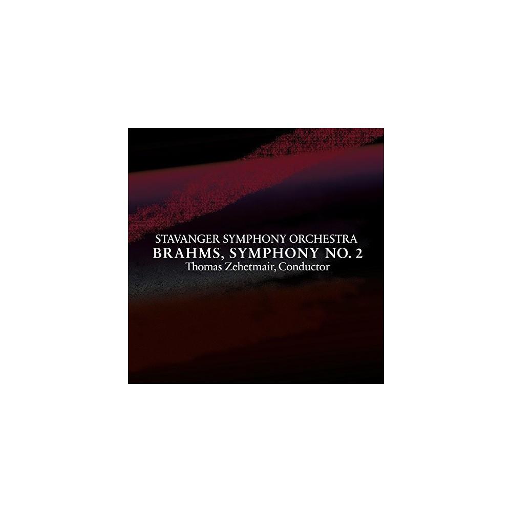 Stavanger Symphony O - Brahms:Symphony No 2 In D Major Op 73 (Vinyl)