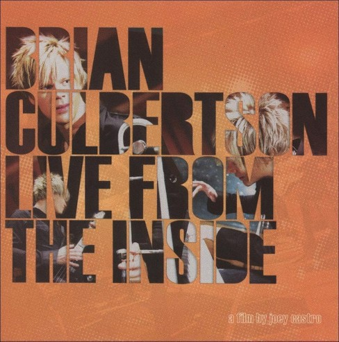 Brian Culbertson - Live from the inside (CD) - image 1 of 1