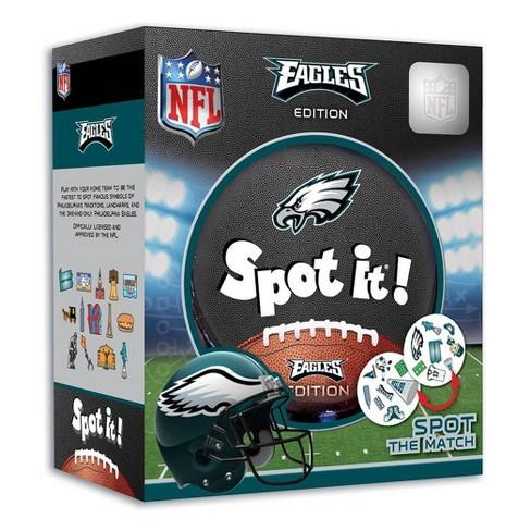 NFL Philadelphia Eagles Spot It Game - image 1 of 3
