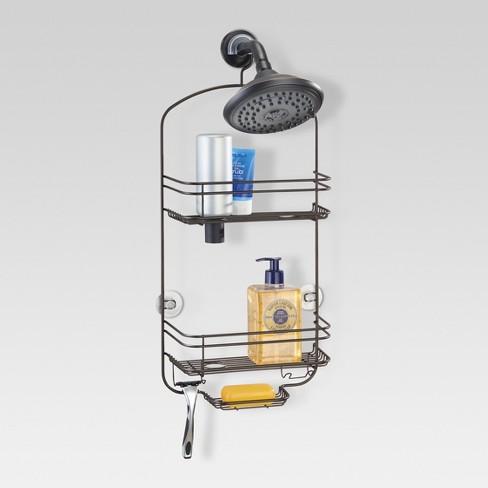 """Bath Shower Caddy medium shower caddy (24""""x4.7""""x10.4"""") - threshold™ : target"""