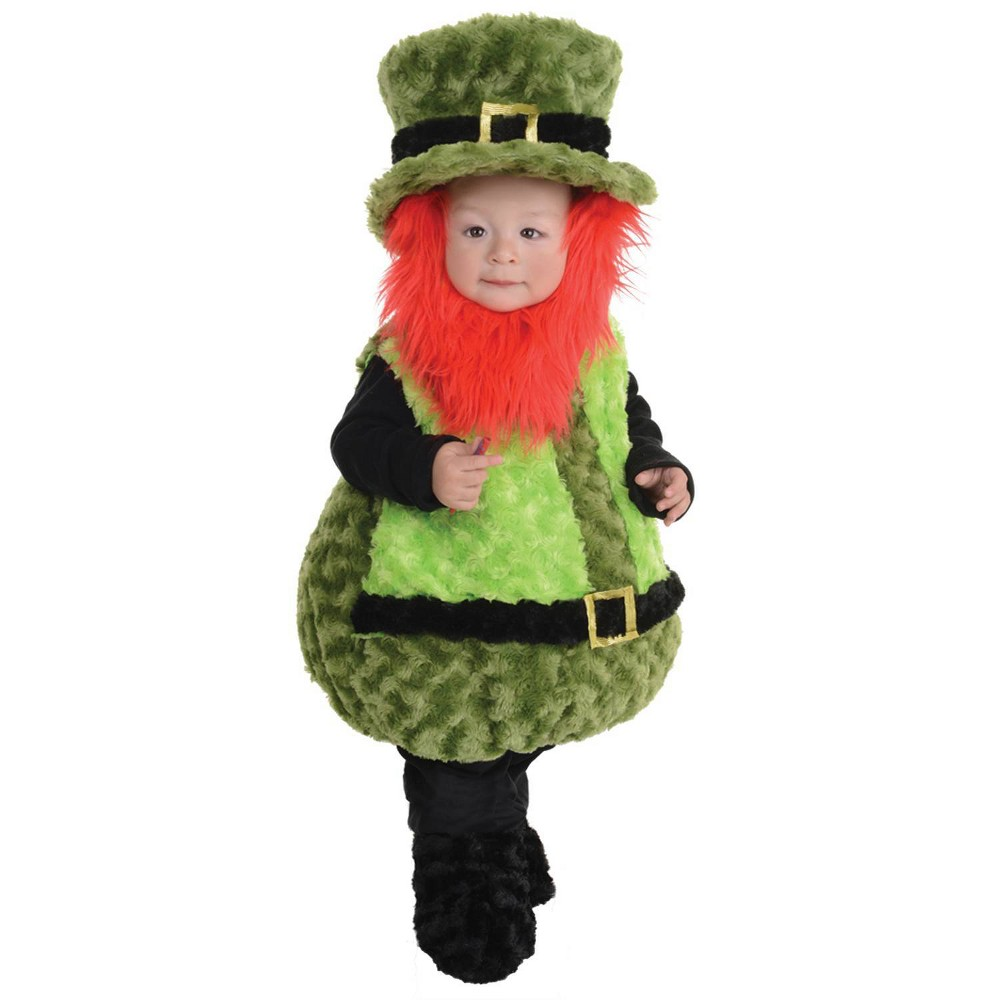 Image of Halloween Boys' Lil Leprechaun Toddler Costume 2T-4T, Toddler Boy's, Size: Small, MultiColored