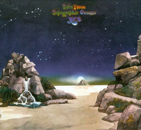 Yes - Tales from topographic oceans (CD) - image 1 of 4