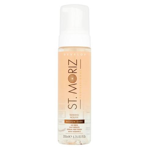 St. Moriz Professional Medium Dark Clear Mousse - 6.76 fl oz - image 1 of 4