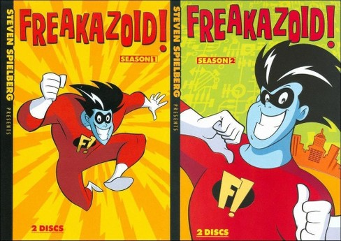Freakazoid:Comp first & second season (DVD) - image 1 of 1