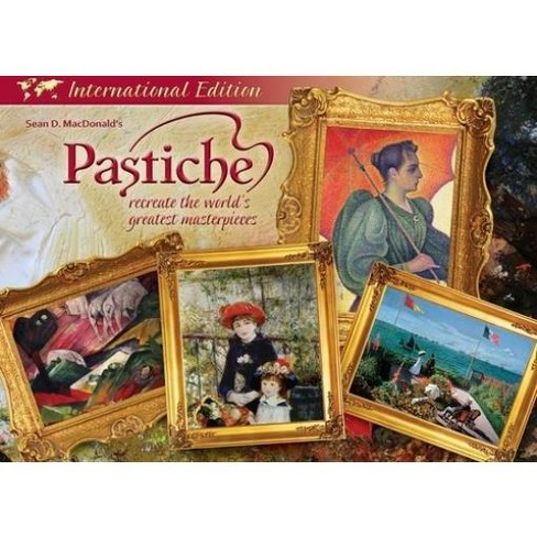 Pastiche (International Edition) Board Game - image 1 of 1