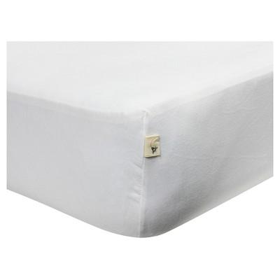 Burt's Bees Baby™ Organic Jersey Fitted Crib Sheet