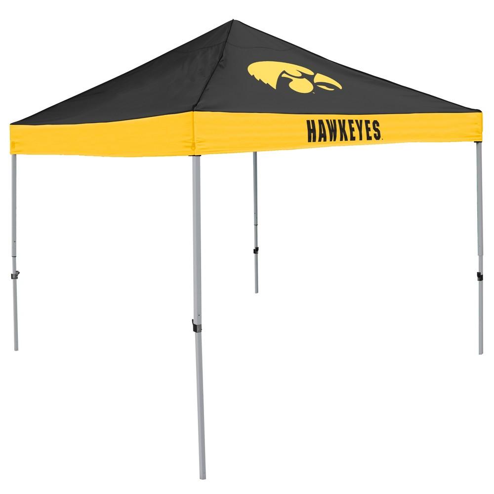 NCAA Iowa Hawkeyes Canopy 9x9ft