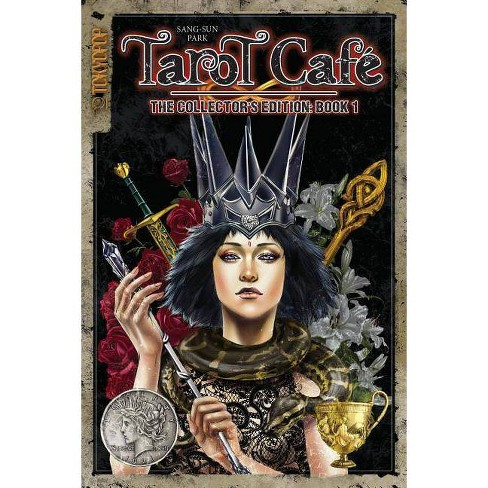 The Tarot Cafe Manga Collection: Volume 1 - by  Sang-Sun Park (Paperback) - image 1 of 1