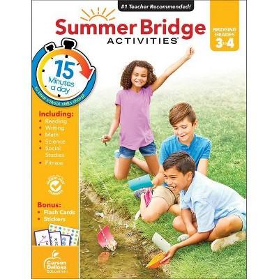 Summer Bridge Activities Grades 3–4