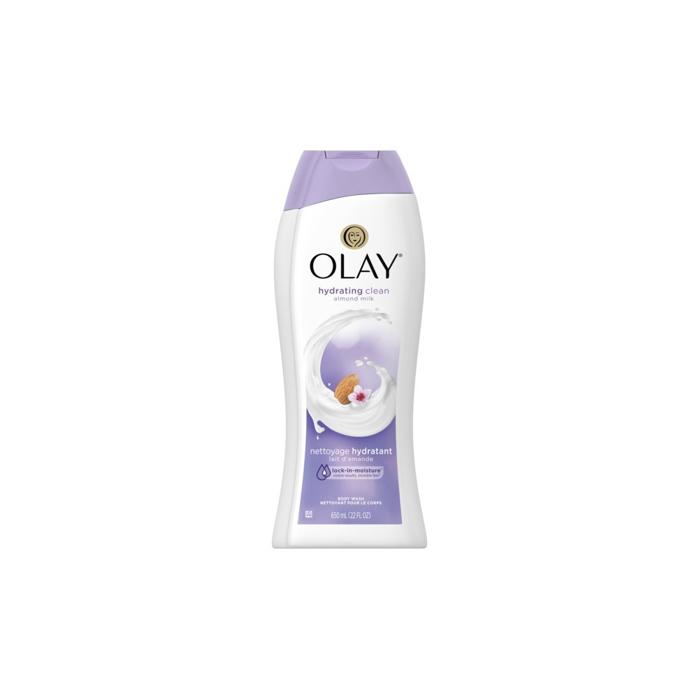 Olay Daily Moisture with Almond Milk Body Wash - 22oz