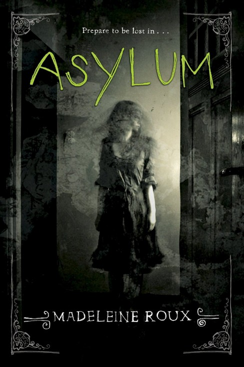 Image result for Asylum, by Madeleine Roux