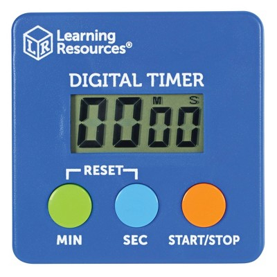 Count Down/Up Digital Timer - Learning Resources