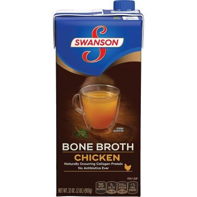 Swanson Bone Broth Chicken - 32oz