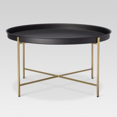 Brass Tray Coffee Table - Threshold™