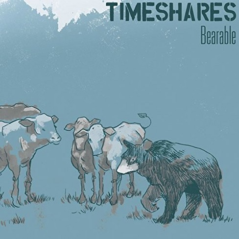 Timeshares - Bearable (Vinyl) - image 1 of 1