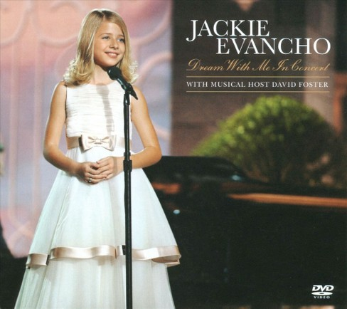Jackie Evancho - Dream with Me in Concert (CD) - image 1 of 2
