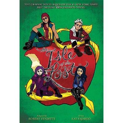 Descendants 1 : The Isle of the Lost -  Reprint (Descendants) by Melissa De La Cruz (Paperback)