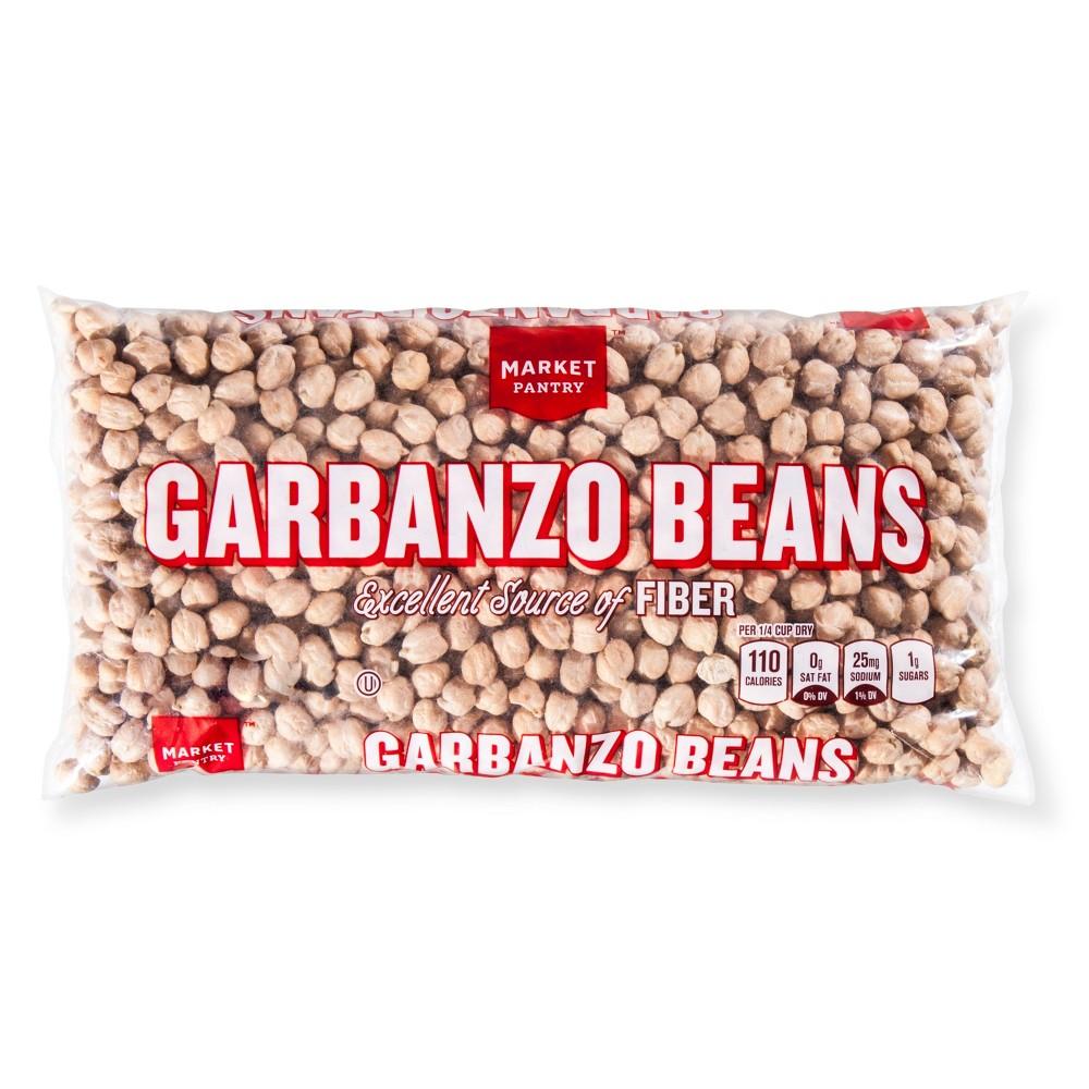 Garbanzo Beans 16oz - Market Pantry
