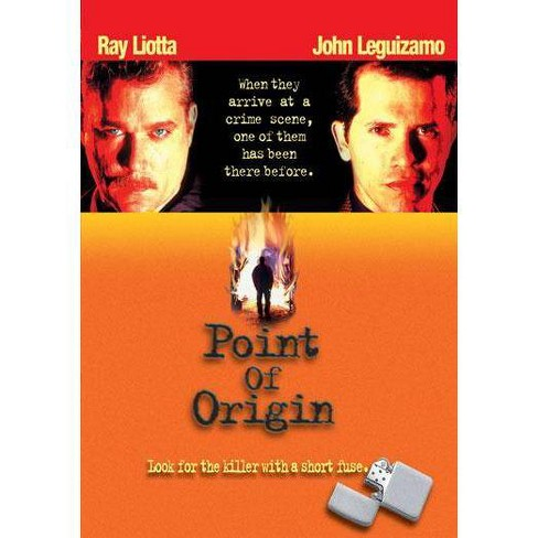 Point Of Origin (DVD) - image 1 of 1