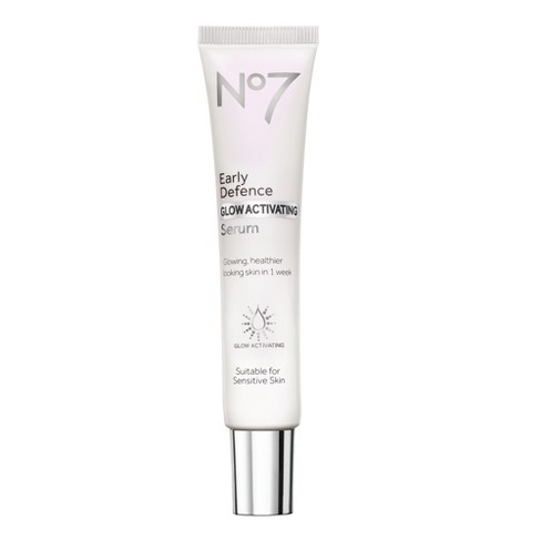 No7 Early Defence Glow Activating Serum - 1oz - image 1 of 1