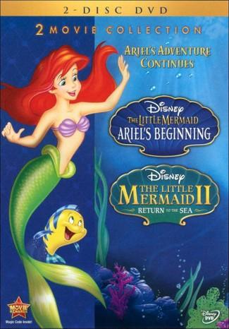 The Little Mermaid II: Return to the Sea/The Little Mermaid: Ariels Beginning [2 Discs]
