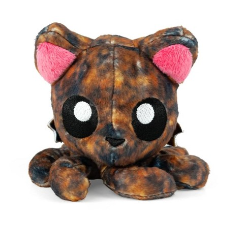Tentacle Kitty Tentacle Kitty Little Ones 4 Inch Plush   Animal Tortoise Shell - image 1 of 4