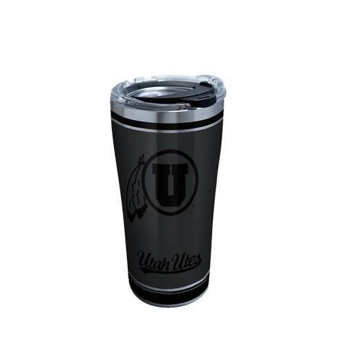 NCAA Utah Utes Stainless Steel Blackout Tumbler - image 1 of 3
