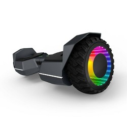 Jetson Impact Hoverboard - Gray