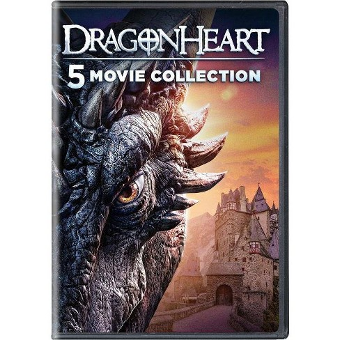 Dragonheart 5-Movie Collection (DVD) - image 1 of 1
