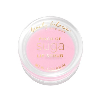 Beauty Bakerie Bite Size Pinch of Suga Lip Scrub - 0.12oz