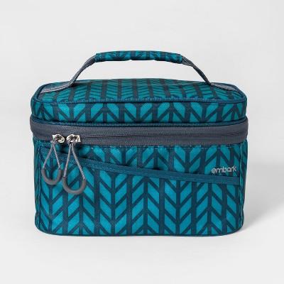 Personal Lunch Bag - Herringbone Print - Embark™