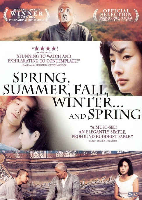 Spring, summer, fall, winter and spri (DVD) - image 1 of 1