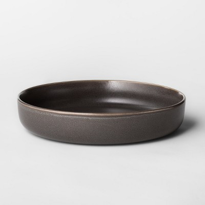 29.2oz Stoneware Tilley Bowl Brown/Gray - Project 62™