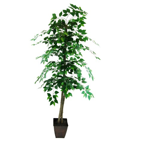 Artificial Tree - Green - 6ft - LCG Florals - image 1 of 1