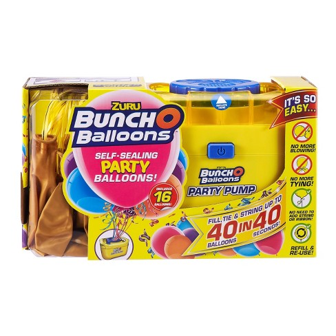 Party Pump Balloon Accessories - Bunch O Balloons - image 1 of 10