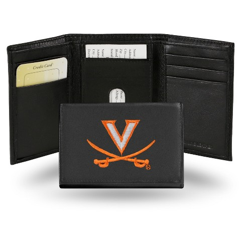 NCAA Virginia Cavaliers Rico IndustriesTrifold Wallet - image 1 of 1