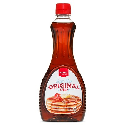 Sugar Free Syrup - 24 fl oz - Market Pantry™