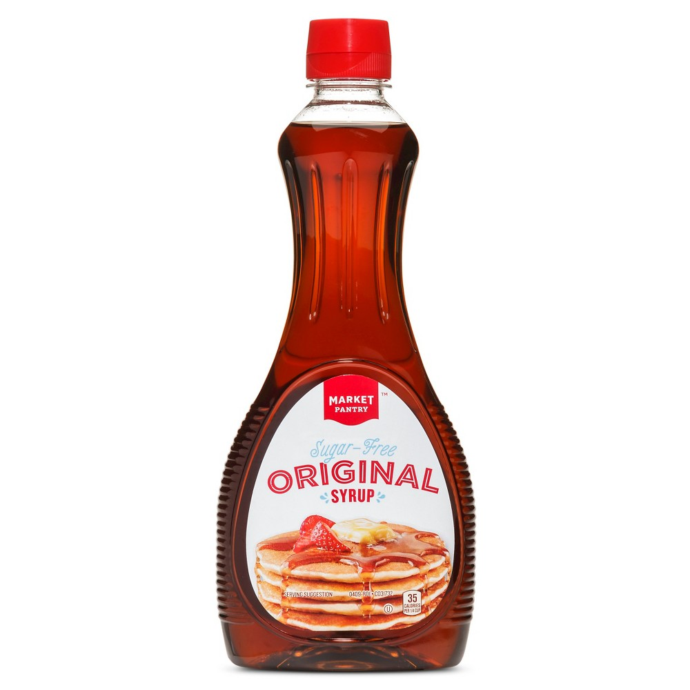 Sugar Free Syrup - 24 fl oz - Market Pantry