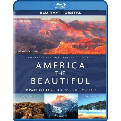 America the Beautiful: National Parks Collection (Blu-ray)(2018)