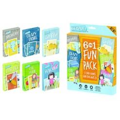 Hoyle Kids Game Value Pack 6pk, Kids Unisex