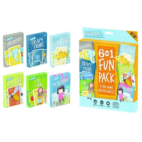 Hoyle Kids Game Value Pack 6pk - image 1 of 1