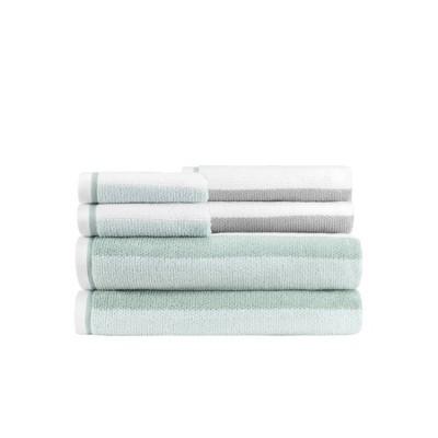 6pc Dana Bath Towel Set - CARO HOME